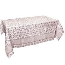 Скатерть хлопковая «Текстильщик» 150x180см (Утонченные мотивы), фото 3