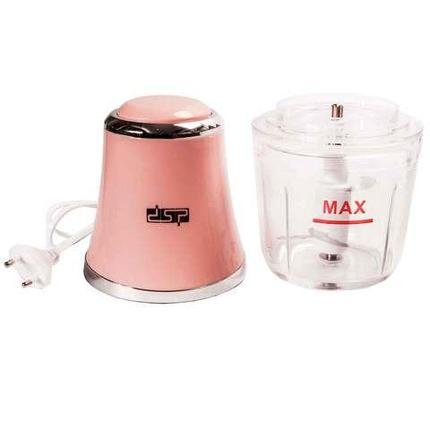 Измельчитель продуктов компактный DSP mini Chopper KM4030 (Розовый), фото 2