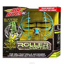 Air Hogs Roller Copter вертолет в клетке