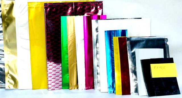 Пакеты металлизированные