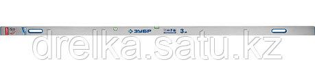 Правило-уровень с ручками ППУ-Р, 3.0 м, ЗУБР, фото 2