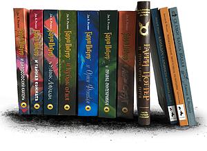 Купить книги Гарри Поттер от РОСМЭН. В Казахстане.