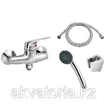 Настенный душевой смеситель ТС.4020-150 482311
