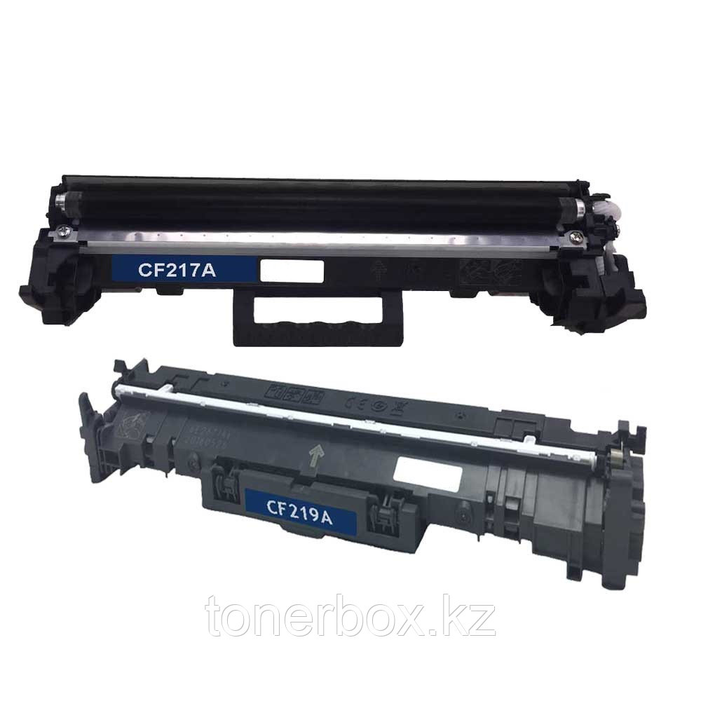 Заправка картриджа HP 217A (17A)