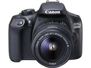 Фотокамера Canon EOS 1300D 18-55+75-300