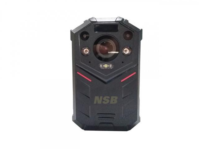 Персональный носимый видеорегистратор NSB-05 GPS 32-128 Гб Full HD