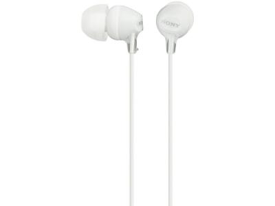Наушники Sony MDR-EX15LP/WZ/WC(AE)(937213) белые