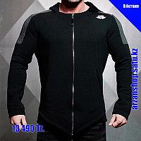 Утепленная куртка для фитнеса Body Engineers черный