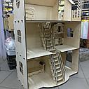 Домик для кукол Кукольный домик для Барби, фото 5