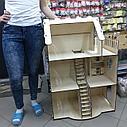 Домик для кукол Кукольный домик для Барби, фото 6
