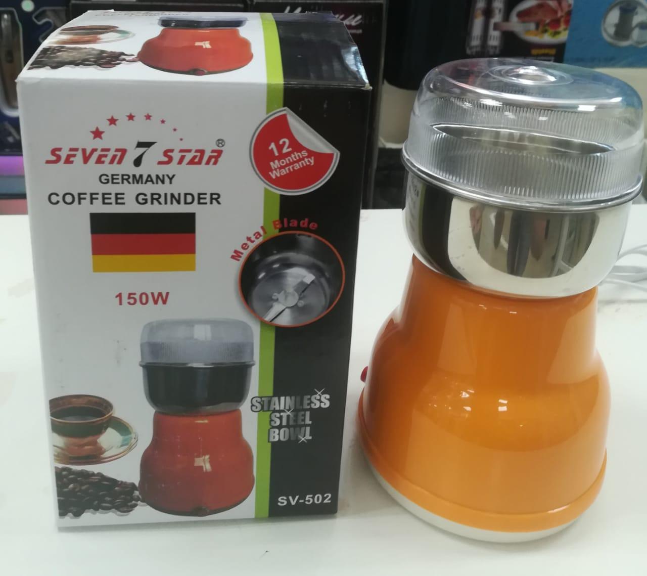 Кофемолка Seven Star