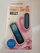 """Беспроводная Вибропуля  """"Remote Control Bullet""""- Не вебрирует"""