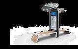 Уличные Интерактивные скамейки ''Tehno-Sky'', фото 7