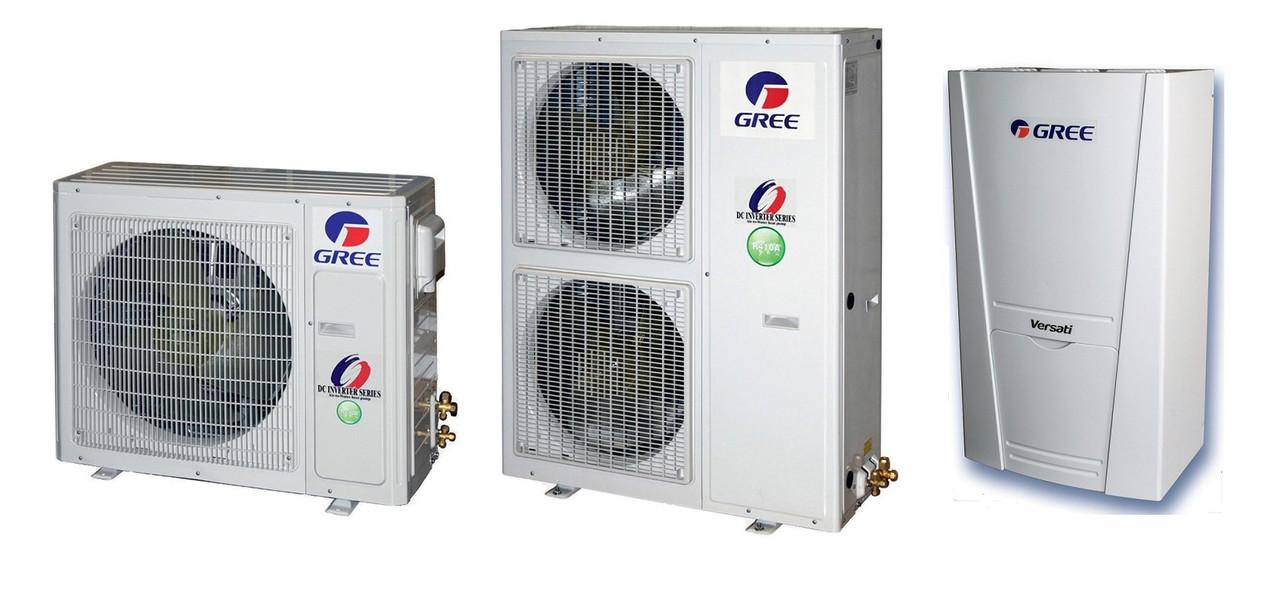 Тепловой насос Gree-16 VERSATI II GRS-CQ16PD/NAE-M (R410A)