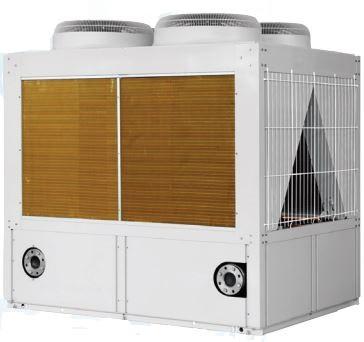 Чиллер модульный с воздушным охлаждением Gree LSQWRF130M/NaD-M