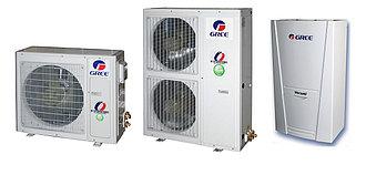 Тепловой насос Gree-12 VERSATI II GRS-CQ12PD/NAB-K (R410A)