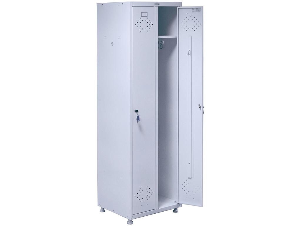 Шкаф медицинский для раздевалок МД 2 ШМ-SS