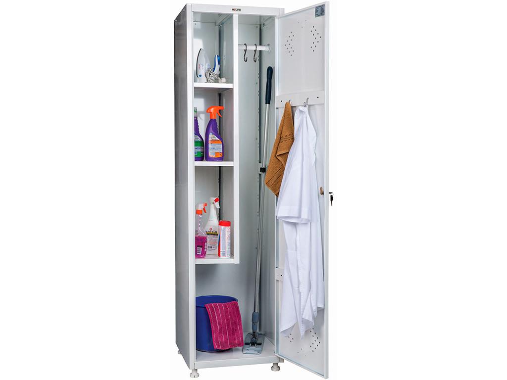 Шкаф медицинский для раздевалок МД 1 ШМ-SS