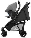 Коляска 2в1 CBX by Cybex Woya Travel System Comfy Grey, фото 3