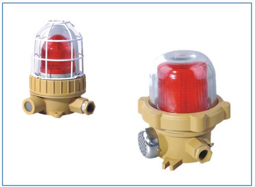 Светильник светодиодный GTJ2 (ВЗ) / Светильник звуковой и световой сигнализации