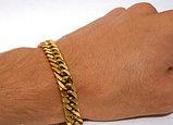 """Браслет """"Golden lux"""" позолота 18К, фото 10"""
