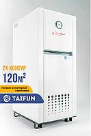 Напольный Двухконтурный Газовый котел Don Stail  КС-ГВ-12S (120  м²) 12кВт