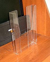 Карман буклетница А4 вертикальный КОА4 ос-гн 3