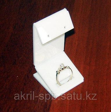 Подставка под кольцо и серьги
