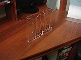 Карман буклетница для буклетов 100х210 вид 2, фото 3