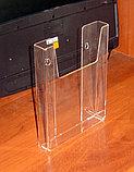 Карман буклетница А5 вертикальный КОА5 ос-гн 3, фото 3