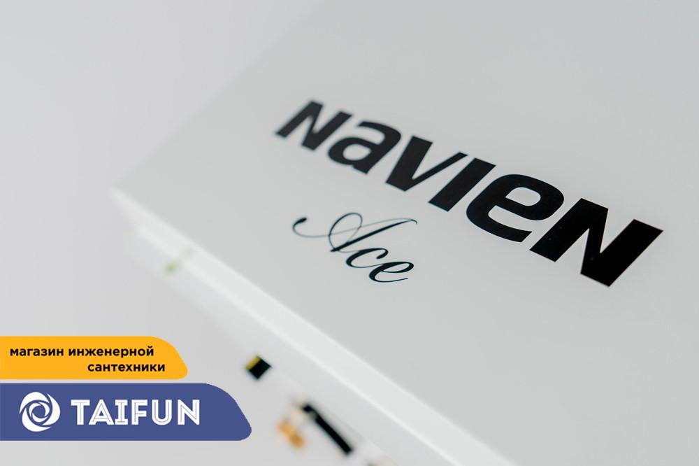 Настенный Котел Navien ace-13k - фото 4