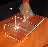 Бокс для сухофруктов 4-х угольный 157х240х120, фото 2