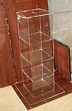 Ящик для пожертвований 300х300х300 напольный, фото 3
