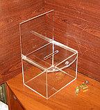 Ящик для пожертвований 200х150х150 300, фото 2
