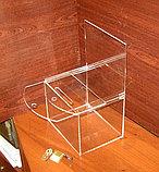 Ящик для пожертвований 200х150х150 300, фото 3