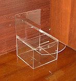 Ящик для пожертвований 200х200х150 300, фото 3