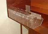 Диспенсер на 6 ячеек с отдельными крышками, фото 2