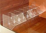 Диспенсер на 6 ячеек с отдельными крышками, фото 4