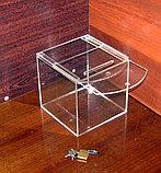 Ящик для пожертвований 144х144х144, фото 2