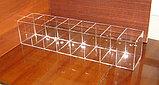 Диспенсер демонстратор для конфет 755х160х160 8 ячеек, фото 4