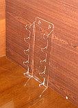 Подставка под ножи 5 ярусов настенная, фото 2