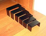 Подставки П образные комплект 6 шт акрил 3 мм, фото 3