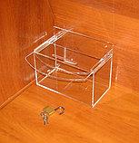 Ящик для пожертвований 200х103х123 153, фото 4