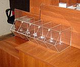 Диспенсер для мармеладов снеков орехов 5 ячеек прямая обзорная часть, фото 2