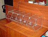 Диспенсер для мармеладов снеков орехов 5 ячеек прямая обзорная часть, фото 3