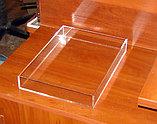 Короб для эбру А4 303х215х40 мм внутренний размер, фото 3