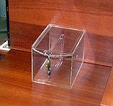 Ящик для пожертвований ПБС1Б-200х150х150, фото 2