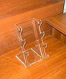 Подставка под ножи 4 ярусов настольная, фото 2