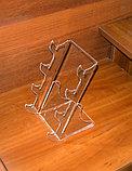 Подставка под ножи 4 ярусов настольная, фото 4