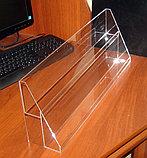 Горка подставка двухярусная из оргстекла, фото 5